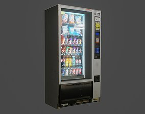 3D Vending Machine electronics