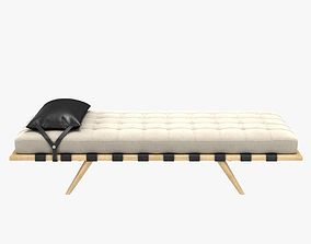 Custom Made Daybed 3D model