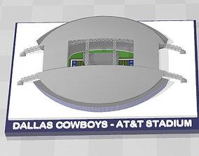 Dallas Cowboys - ATT Stadium 3D print model