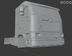 3D Navistar International 9800I