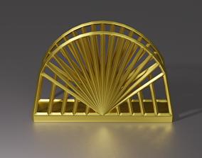 house Napkin holder 3D print model