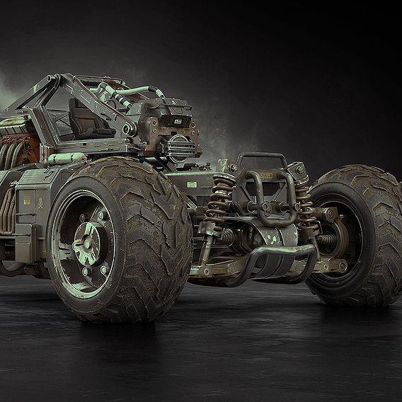 Buggy for Apocalypse