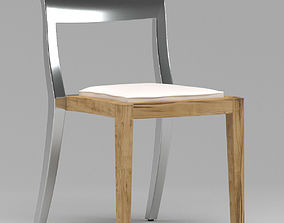 3D model Sutherland Marian Chair by Philippe Starck