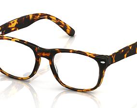 3D print model Eyeglasses for Men and Women spec scope