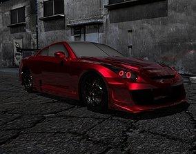 3D asset Nissan 370Z GT-R Modified