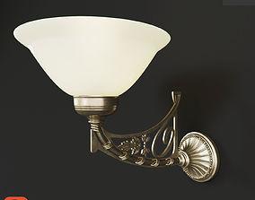 Berliner Messinglampen - AD531-22op B 3D model