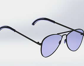 Sun Glasses and Frame Models