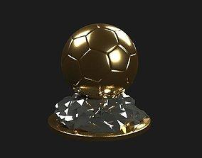 Ballon Dor 3D