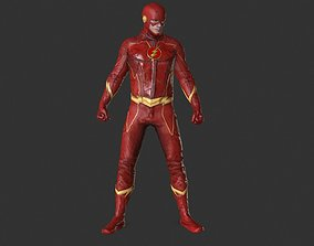 The Flash - CW series 3D
