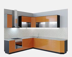 Kitchen Techno 3D