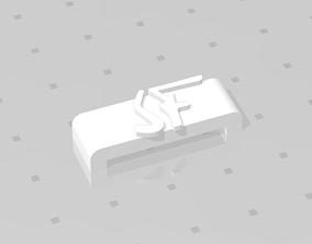 3D printable model Salvatore Ferregamo Badge