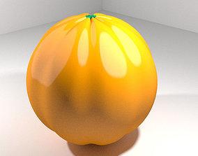 Mediterranean Fruit - Oranges 3D