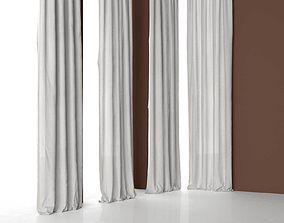 Curtain 007 3D model