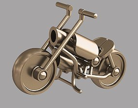 3D print model Toy motorbike