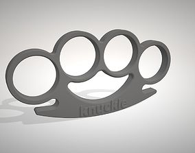 toy knuckle 3D printable model