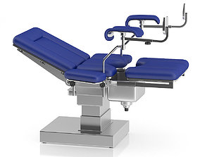 Gynecological Examination Table 3D