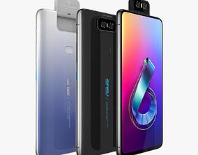 Asus Zenfone 6 ZS630KL All Color 3D