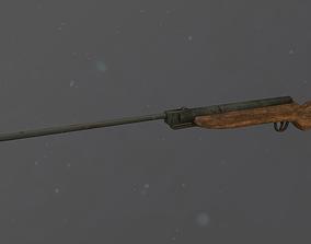 3D model Air Rifle