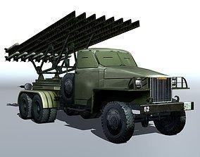 Studebaker BM13-Katusha 3D asset