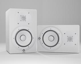 Free Speaker Studio Monitor 3D