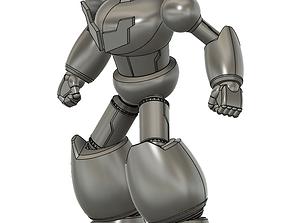 Deformation Mazinger z 3d printing model