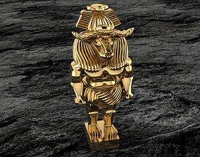 Ancient Egyptian Pharaoh 7 3D print model