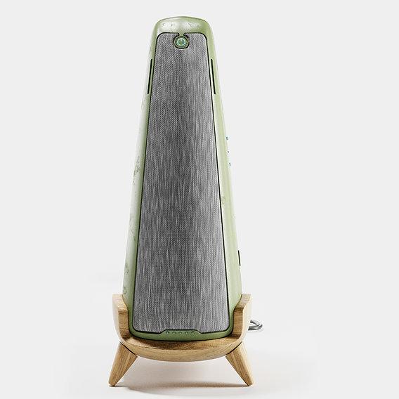PIO speaker