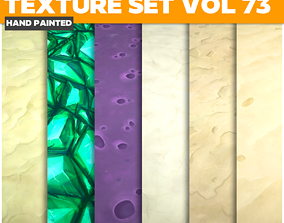 3D model Mix Vol 73 - Game PBR Textures