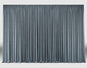 living 3D curtain 14
