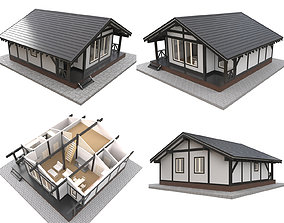 build Private house 3D