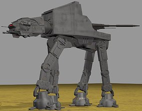 3D model Imperial AT-IC