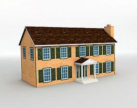 3D asset House 3