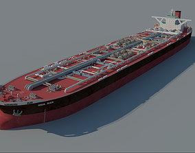 other 3DMAX Model-China Super Large Tanker