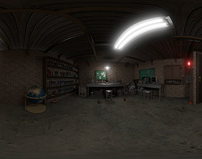 Basement laboratory 3D