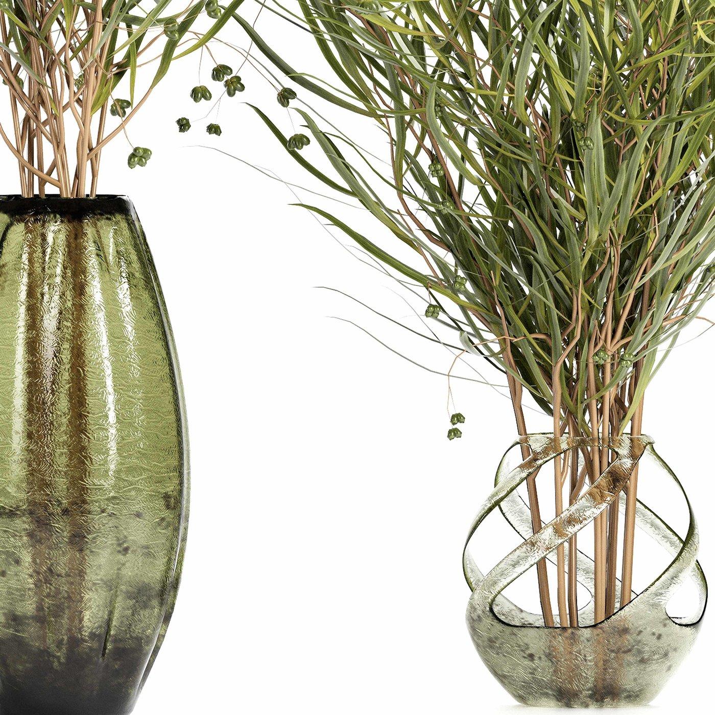 a bouquet of grass