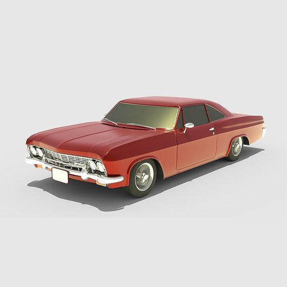 Impala custom 1967