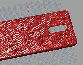 Original Oneplus7 pro red Case 3D Model 3D print 3D model