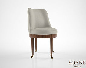 Soane The Swivel Gallery Chair 3D