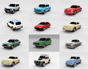 Car Collection Vol 2 cycles 3D model