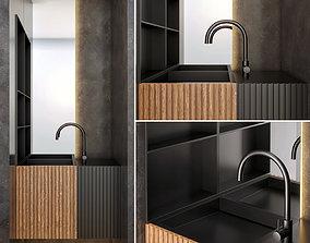 bathroom furniture 25 3D