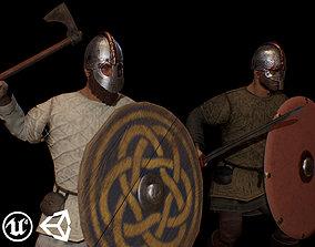 Viking 3D asset