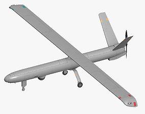 Hermes 450 3D asset