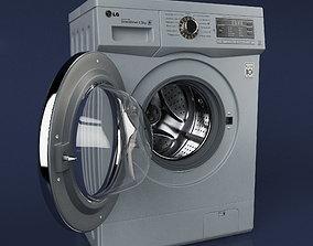 3D model LG Washing Machine