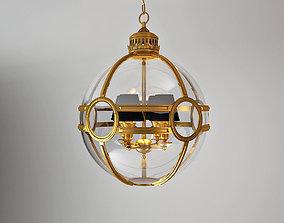 3D model Eichholtz 07114 Lantern Hagerty