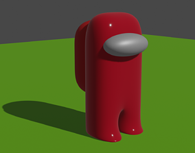 3D print model Among Us character