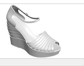 Sandal - STL 3D printable model