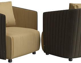 signorini-coco-betty-luxury-armchair 3D model