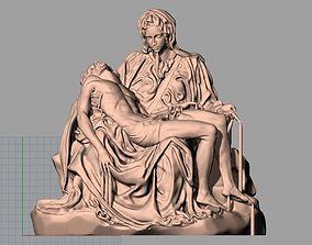 Christianity Jesus Christ Cappella della 3D print model 3