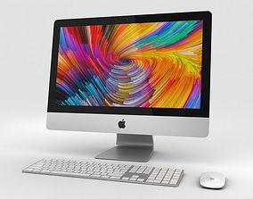 Apple iMac 21-5-inch 2017 Retina 4K 3D model