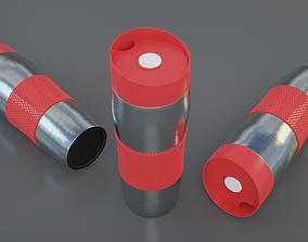 3D asset Thermo mug